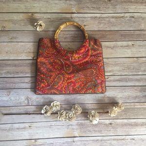 Handbags - Paisley Purse